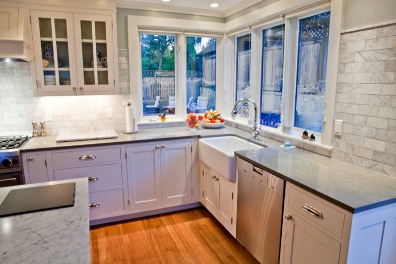 Ballard cabinets for Individual kitchen units